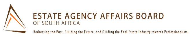 The Estate Agency Affairs Board (EAAB) Logo