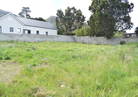 Vacant Land for Sale in Onrus, 5 lemmer Close, Hermanus