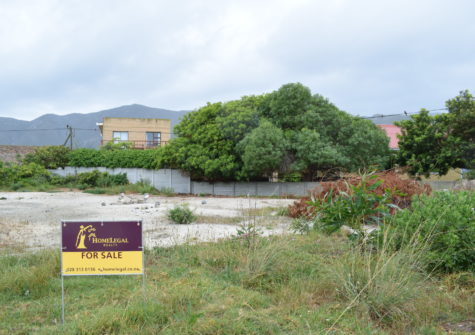 Vacant Land For Sale In Sandbaai